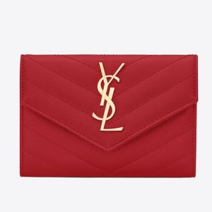 SMALL YSL ENVELOPE WALLET